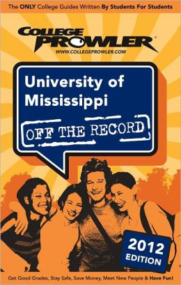 University of Mississippi 2012