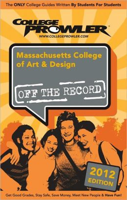 Massachusetts College of Art & Design 2012