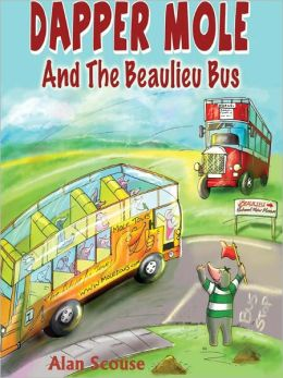 Dapper Mole And The Beaulieu Bus