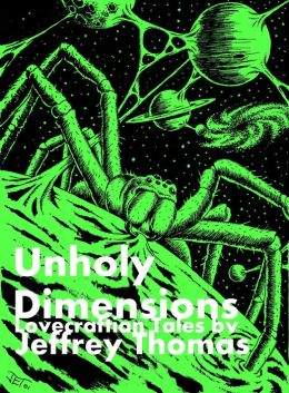 Unholy Dimensions: Lovecraftian Tales