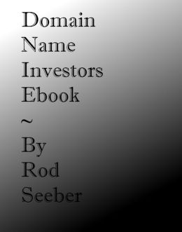 Domain Name Investors Ebook