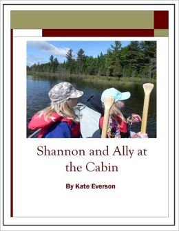 Shannon and Ally at the Cabin