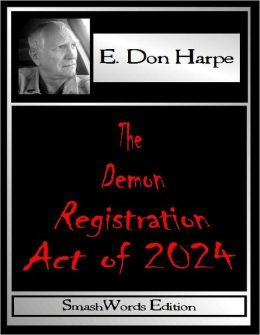 The Demon Registration Act Of 2024