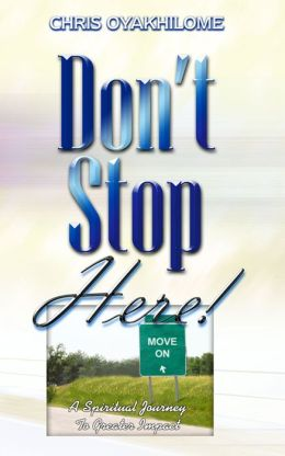 Don't Stop Here