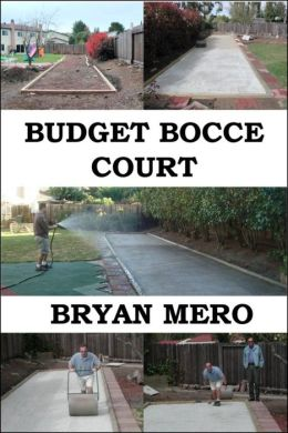 Budget Bocce Court