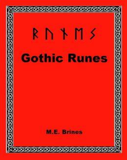 Gothic Runes