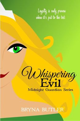 Whispering Evil (Midnight Guardian Series, Book 2)