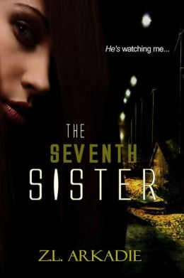 The Seventh Sister (Parched Series, A Vampire Romance, #2)