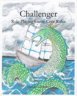 Challenger: Roleplaying Game Core Rules