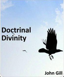 Doctrinal Divinity