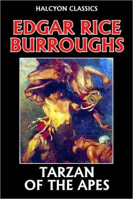 The Tarzan Series by Edgar Rice Burroughs