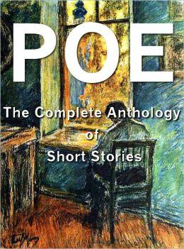 Book of short stories by edgar allan poe