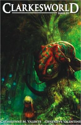 Clarkesworld Magazine Issue 35