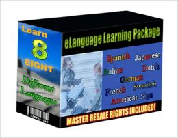 Set of 4 Learn to Speak Italian Foreign Language Books