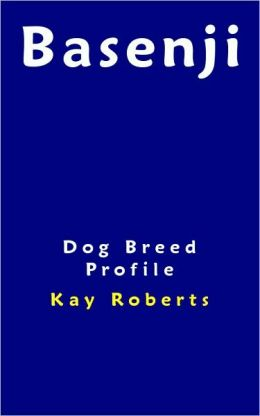 Basenji Dog Breed Profile