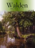 Book Cover Image. Title: Walden, Author: Henry David Thoreau