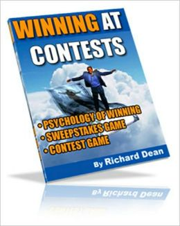 How To Make Thousands of Dollars by Winning At Contests