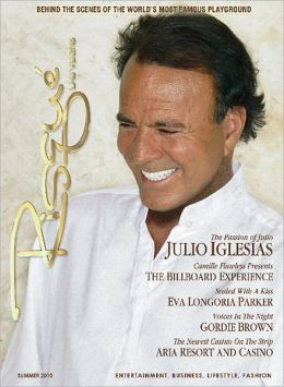 Risque Las Vegas Entertainment Julio Iglesias