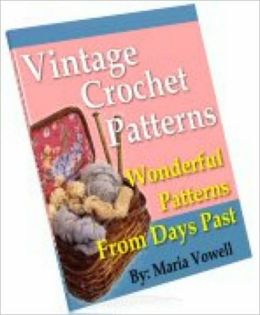 20 Vintage Crochet Patterns