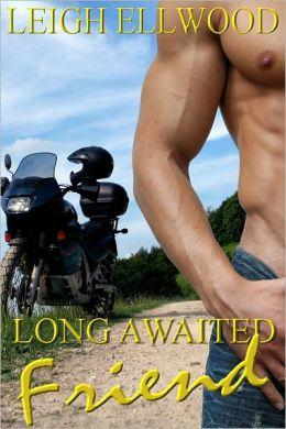 Long Awaited Friend (Gay Erotic Romance)