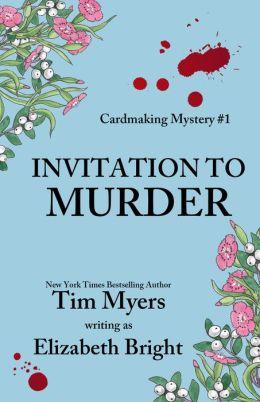Invitation to Murder (Cardmaking Mystery #1)