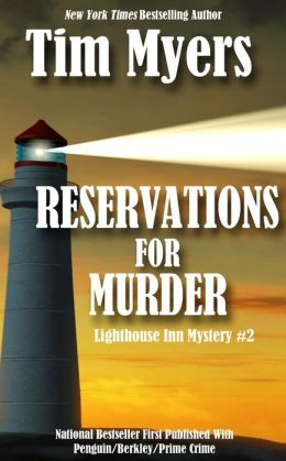 Reservations for Murder (Lighthouse Inn Mystery #2)