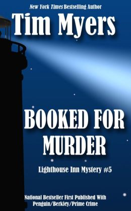 Booked for Murder (Lighthouse Inn Mystery #5)
