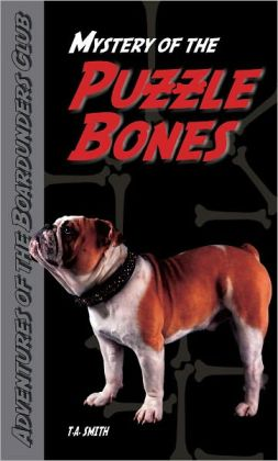Mystery of the Puzzle Bones (For fans of Jeff Kinney, James Patterson, and Franklin W. Dixon)
