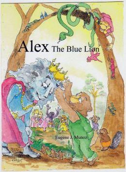 Alex The Blue Lion