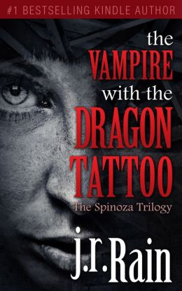 The Vampire With the Dragon Tattoo (The Spinoza Trilogy #1)