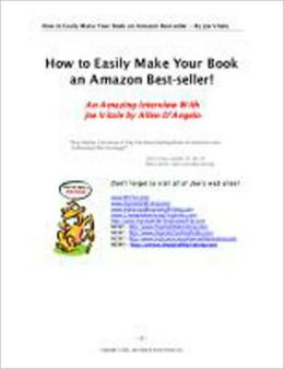 How to Easily Make Your Book an Amazon Best-Seller