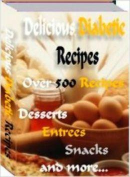 Delicioius Diabetic Recipes