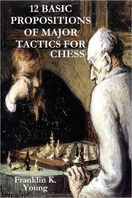 12 BASIC PROPOSITIONS OF MAJOR TACTICS FOR CHESS