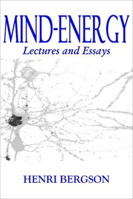 MIND-ENERGY - Lectures and Essays