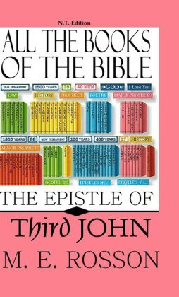 All the Books of the Bible-3rd John