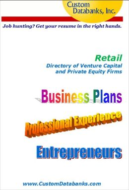 Retail Directory of Venture Capital and Private Equity Firms