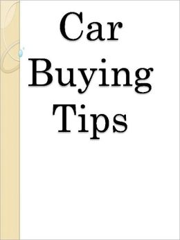 Car Buying Tips