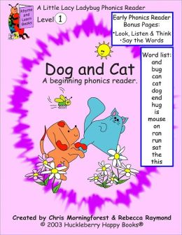 Dog and Cat - Level One Phonics Reader