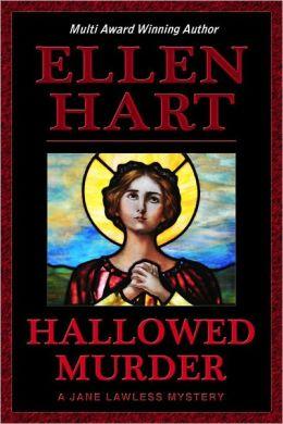 Hallowed Murder (Jane Lawless Series #1)
