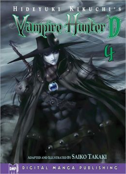 Hideyuki Kikuchi's Vampire Hunter D Volume 4 (Part 1 of 2) - Nook Color Edition