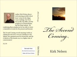 The Second Coming, Edgar Cayce's Earth Change Prophecies