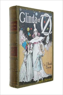Glinda of Oz (Illustrated + Audiobook Download Link + Active TOC)