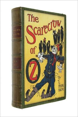 The Scarecrow of Oz (Illustrated + Audiobook Download Link + Active TOC)