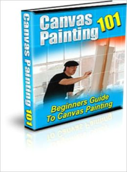 Canvas Painting for the Beginner