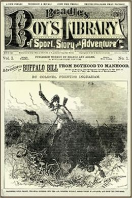 Beadle's Boy's Library of Sport, Story and Adventure, Vol. I, No. 1.
