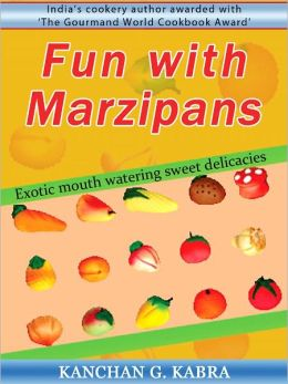 Fun With Marzipans