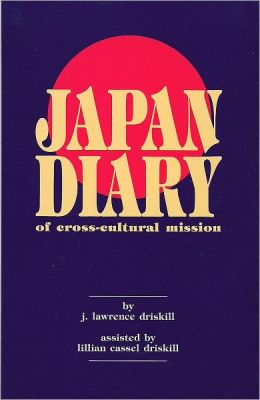 Japan Diary of Cross-Cultural Mission