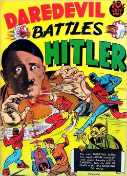 Daredevil - Daredevil Battles Hitler, Issue No. 1