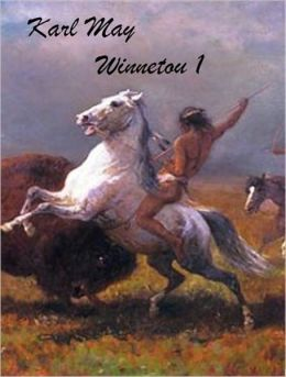 A Karl May Book - Winnetou I (deutsch - German)