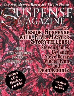 Suspense Magazine January 2010